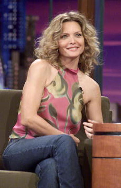 Michelle Pfeiffer on